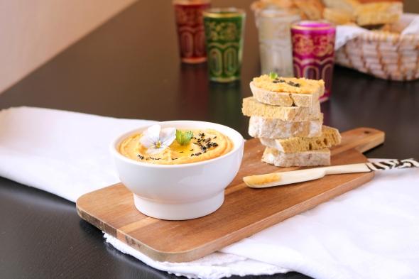 Hummus Batata doce 1