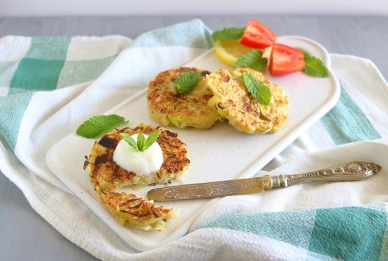 Rostis de batata e alho francês2
